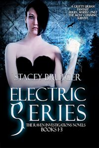 Electric Series (Books 1-3)