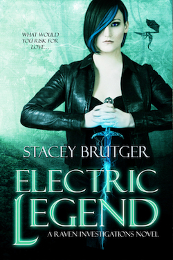 Electric Legend by Stacey Brutger
