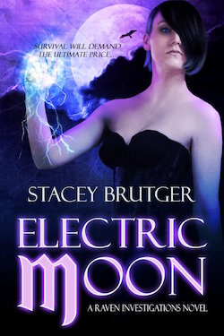 Electric Moon by Stacey Brutger