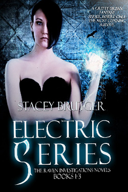 Electric Series Boxed Set by Stacey Brutger